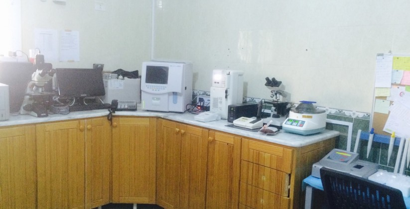 Dahra clinic lab1