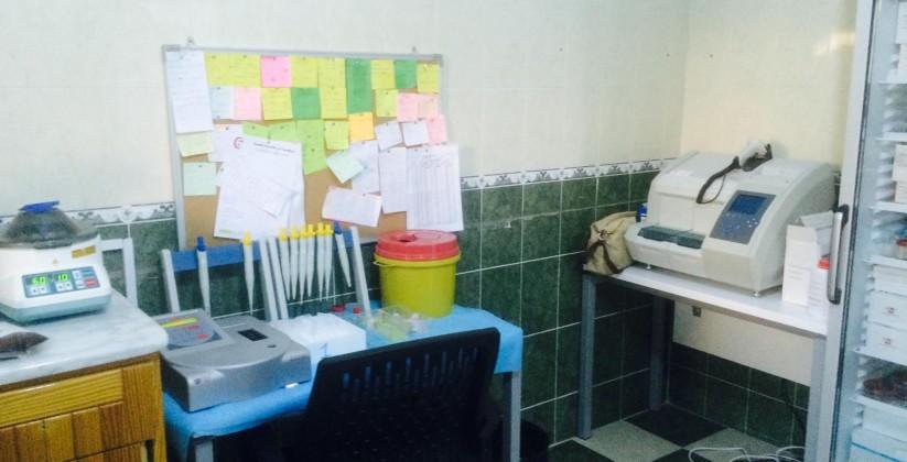 Dahra clinic lab2