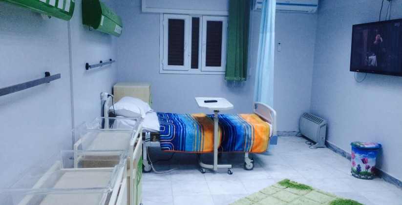 Dahra clinic room1