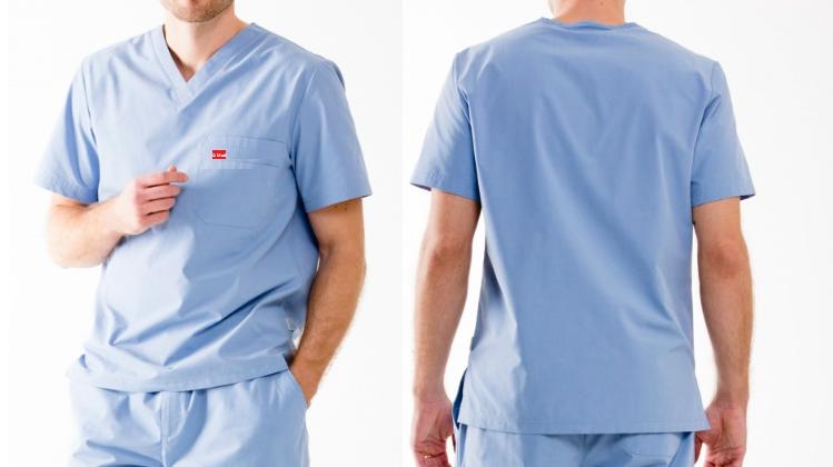 Q Medical - Mens Scrub