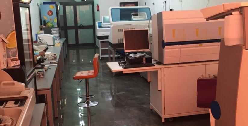 مختبر البشرى
